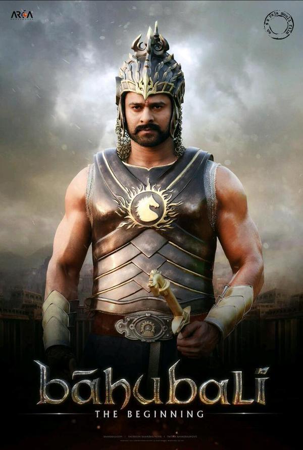 Baahubali new poster